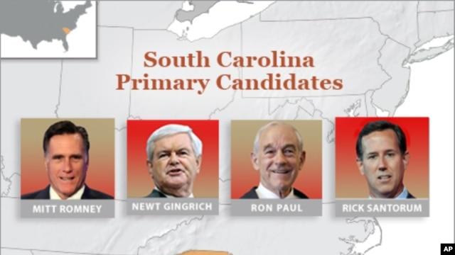 Republican Presidential Contenders Compete in South Carolina Showdown