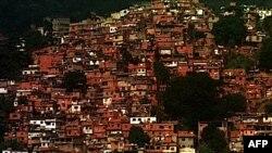 Фавели - найбідніші райони Ріо-де-Жанейро.