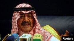 사우디의 압둘 아지즈 왕자. (자료사진)
