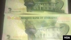 New Zimbabwe currency