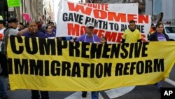 Se reinicia el debate para exigir una ley de reforma inmigratoria Integral.