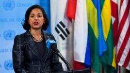 Ðại sứ Hoa Kỳ Susan Rice nói Mỹ và các đối tác sẽ thảo luận việc siết chặt chế tài đối với Bình Nhưỡng.