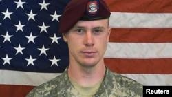 약 5년 동안 아프가니스탄에서 탈레반에 억류됐다가 풀려난 보 버그달 미군 병장.