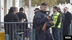 Polisi Perancis terus melanjutkan penyelidikan pasca insiden penembakan di sekolah Yahudi di Toulouse (Foto: dok).