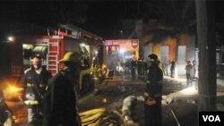 Los bomberos manifestaron que los guardias no permitieron el ingreso cuando ellos llegaron al incendio. Estas fueron las declaraciones aportadas a The Associated Press, por el jefe de los bomberos de Comayagua, Leonel Silva.