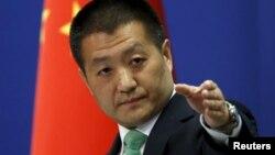 Phát ngôn viên Bộ Ngoại giao Trung Quốc Lục Khảng đã phản ứng trước tuyên bố của ông Trump về Biển Đông.