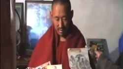 2008 night raid in monks living qurters Ramoche Monastery Lhasa