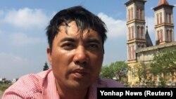 Ông Joseph Doan xác nhận rằng tên của người chị em của ông là Doan Thi Huong và sinh năm 1988 ở Nam Định.