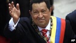 Hugo Chávez habló en la Asamblea Nacional por el 201 aniversario de la Declaración de la Independencia de Venezuela.