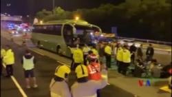 香港嚴重交通事故造成5死逾30人受傷