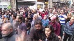 Protesters in Istanbul Decry Bomb Attacks in Ankara