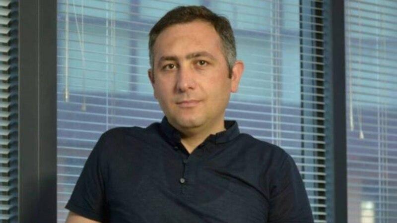 Yerevan Today-ի գլխավոր խմբագիրը հայտնում է իր աշխատանքային համակարգիչը քննչական կոմիտեի կողմից առգրավելու մասին