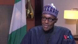 Taskar VOA - Shugaba Muhammadu Buhari a Majalisar Dinkin Duniya
