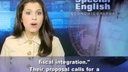 Germany, France Seek 'True European Economic Government '