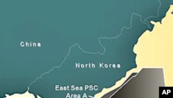아미넥스사가 발표했던 북한 내 개발 계획.