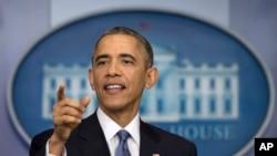 Барак Обама на підсумковій прес-конференції 19 грудня