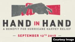 L'affiche de Hand in Hand.