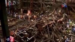 Sập giàn giáo khu Formosa, 14 công nhân Việt thiệt mạng