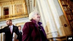 La presidenta de la Reserva Federal, Janet Yellen, presidirá la reunión de dos días en Washington DC