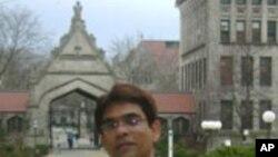 Aminur Rahman predaje bangla jezik na Univerzitetu Virdžinije