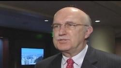Тери Милер од Фондацијата Херитиџ за економијата во Македонија