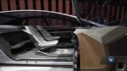Безпілотні авто та роботи-компаньйони - репортаж із виставки електроніки в Лас-Вегасі. Відео