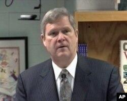 美國農業部長維爾薩克。