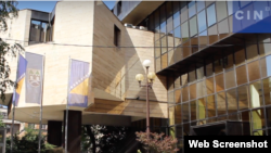 Zgrada Parlamenta Federacije BiH (Foto: CIN)