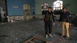 Video Shows Destruction at Mosque After Attack