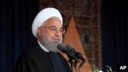 ایران کے صدر حسن روحانی۔فائل فوٹو