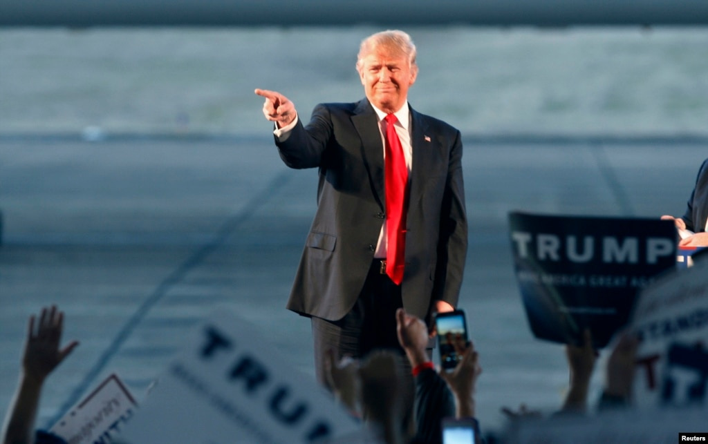 Трамп укрепляет лидерство среди республиканцев напраймериз