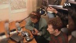 VOA英语视频: 业余电台爱好者在疫情封锁中的交朋友