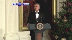 Manchetes Americanas 5 Dezembro: Barack Obama homenageia Al Pacino e outros
