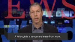 "Learning English News Words Part 28 ""Furloughed"""