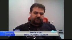 Rojnamevan Altan Encamên Referandumê Dinirxîne