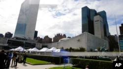 La 73 Asamblea General de la Organización de la ONU incia el viernes 28 de septiembre de 2018 el cuarto día de debate general.