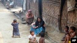 زندگی مسلمانان روهنگیا در برما