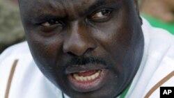 The former governor of Nigeria's oil rich Delta State, James Ibori (File Photo)