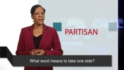 News Words: Partisan