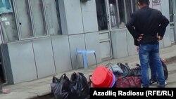 İrandan alverdən gələn Azərbaycan vətəndaşı, Astara, noyabr 2018