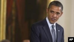 奧巴馬﹕美國再次掌握世界領導地位。
