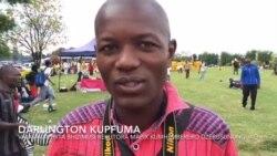 Mutungamiri Wenyika VaRobert Mugabe Vokurudzira Vanhu Kuti Vabatane Munyika