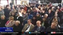 Takim në Shkodër, në fokus krimet e komunizmit