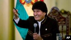 Morales expulsó en 2008 al embajador Philip Goldberg por presunta intromisión.