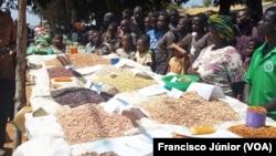 Camponeses de Muembe, Niassa, Moçambique