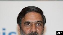 Bộ trưởng Thương mại Ấn Độ Anand Sharma