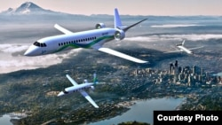 Zunum has teamed up with Boeing and JetBlue to develop hybrid electric airplanes to be used for short, regional flights around the U.S. (Zunum Aero)