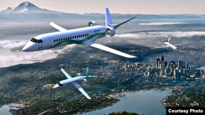Future Of Air Travel Electric Planes And Flying Cars