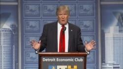 Donald Trump on Economic Policy