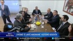 Zyrtarë të lartë amerikanë po vizitojnë Kosovën